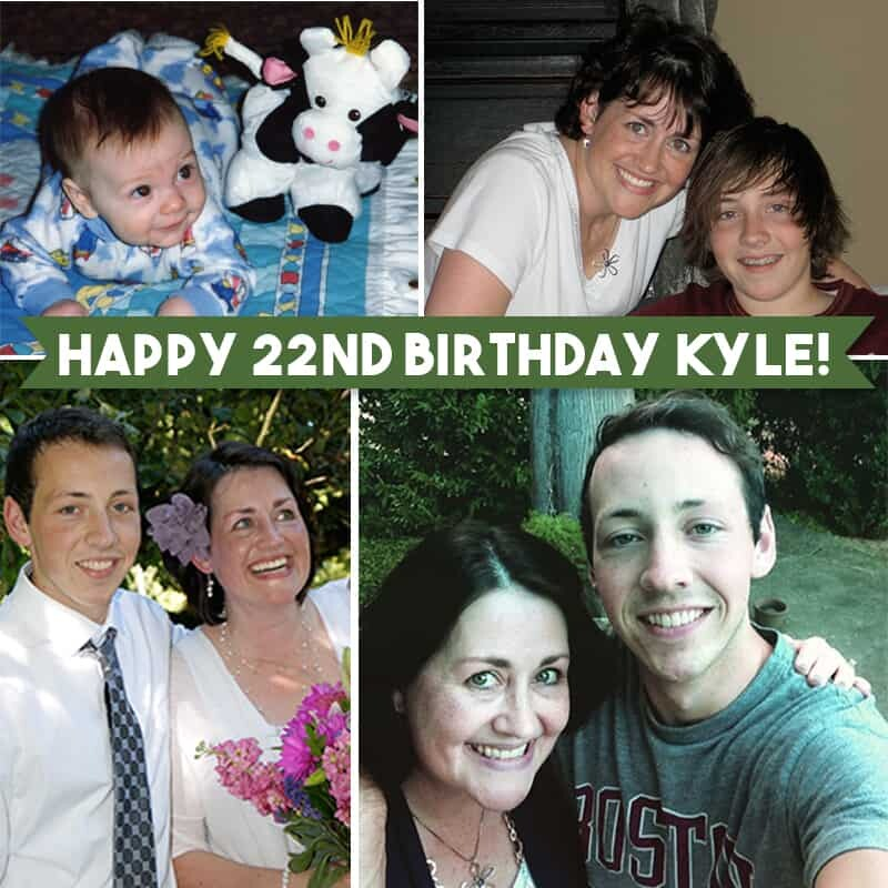 Kyle turns 22 - Augusst 2015