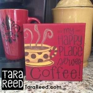 My happy place - Tara Reed