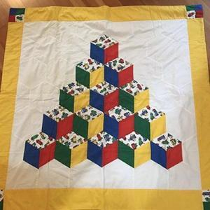 quilt for my son - 1994 - Tara Reed
