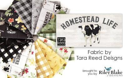 Homestead Life Fabric introduction