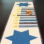 FREE Hanukkah Table Runner Pattern