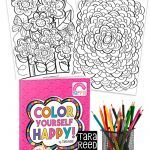 FREE Coloring Pages from Tara Reed