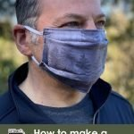 Free Tutorial - DIY Fabric Masks