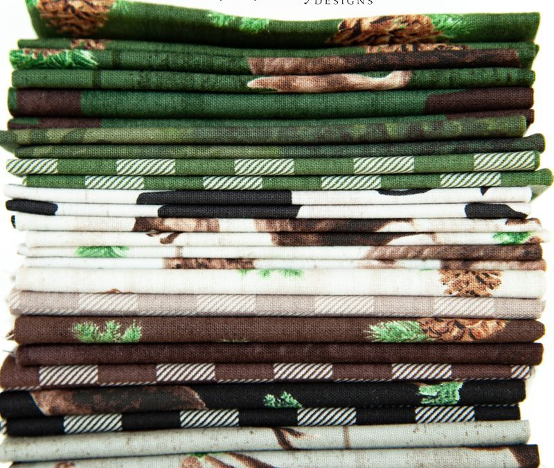 Send Me to the Woods Fabric – Inspiration Story