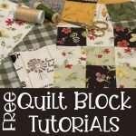 Quilt Block Tutorials from Tara Reed