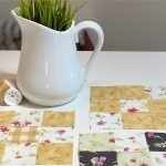 QUILT BLOCK TUTORIAL: Nine Patch Block