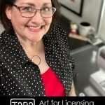 artist Tara Reed - art for licensing and fabric designer
