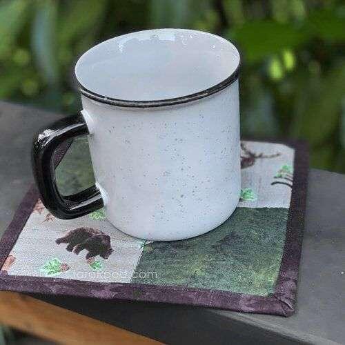 Mug Rug by Tara Reed