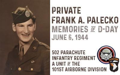 A Paratrooper's Memories of D-Day