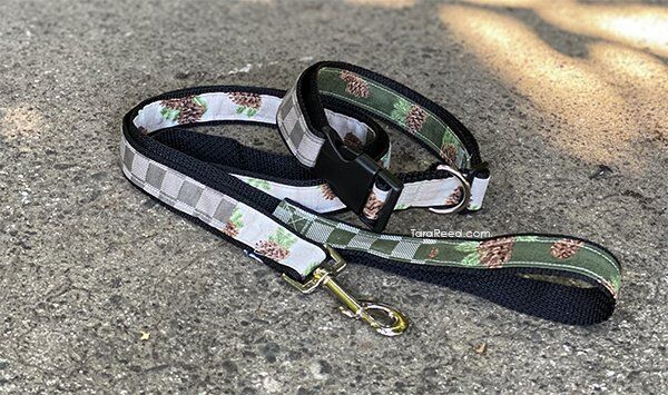 DIY Adjustable Dog Collar