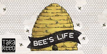 Bee's Life fabric by Tara Reed for Riley Blake Designs