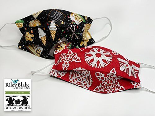 Snow Sweet fabric by JW Frisch for Riley Blake Designs