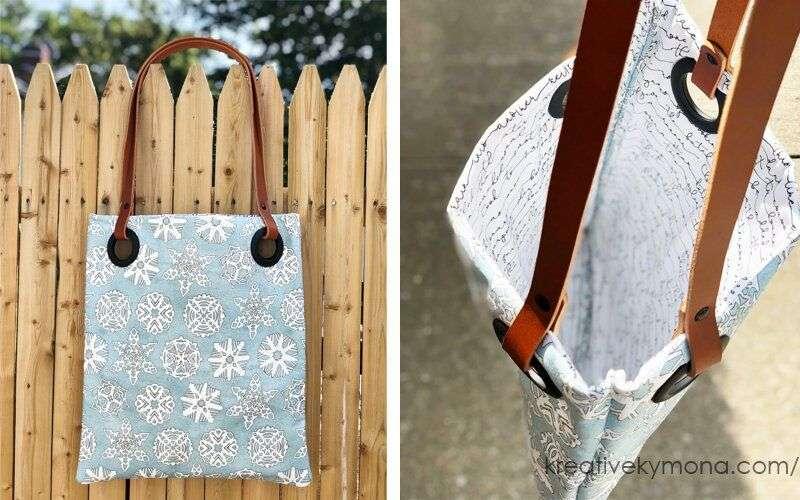 Kreative Kymona - Snow Season bag image
