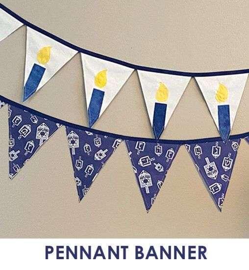 Sew for Hanukkah - slideshow - banner