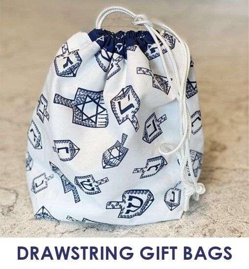 Sew for Hanukkah - slideshow - gift bags