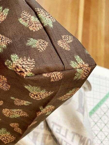 FREE TUTORIAL: Reversible Crossbody Hobo Bag