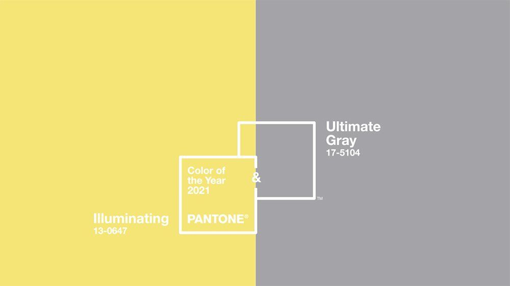 Pantone Colors for 2021