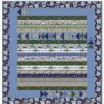FREE PATTERN: Ships go Sailing Lake themed Quilt