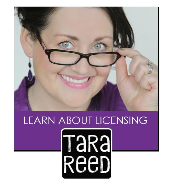 licensing the art of Tara Reed