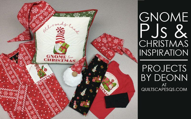 Gnome for Christmas Ideas for the Whole Family!