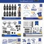 Hanukkah SVG and Craft files